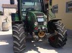 Traktor des Typs Fendt 411 Vario in Riedenburg