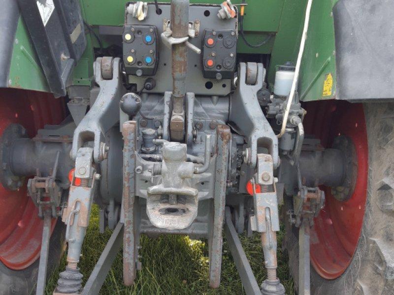 Traktor des Typs Fendt 411 Vario, Gebrauchtmaschine in Binswangen (Bild 2)