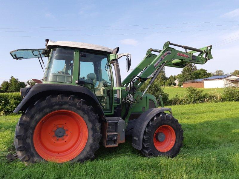 Traktor des Typs Fendt 411 Vario, Gebrauchtmaschine in Binswangen (Bild 3)