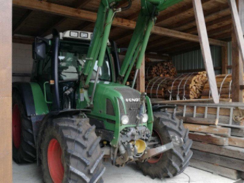 Traktor des Typs Fendt 411 Vario, Gebrauchtmaschine in Ottensoos (Bild 1)