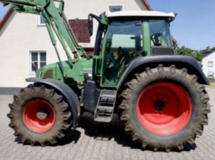Traktor des Typs Fendt 411 Vario, Gebrauchtmaschine in Ottensoos (Bild 3)