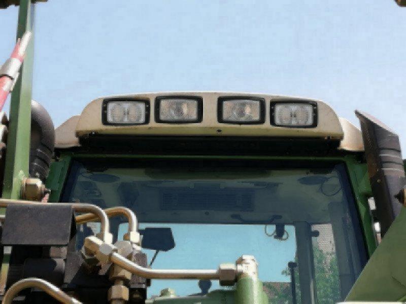 Traktor des Typs Fendt 411 Vario, Gebrauchtmaschine in Ottensoos (Bild 4)