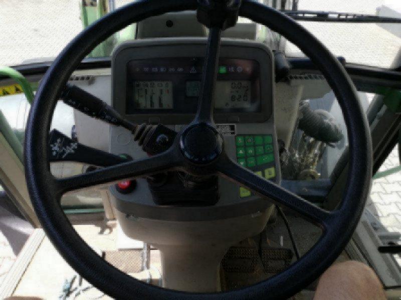 Traktor des Typs Fendt 411 Vario, Gebrauchtmaschine in Ottensoos (Bild 13)