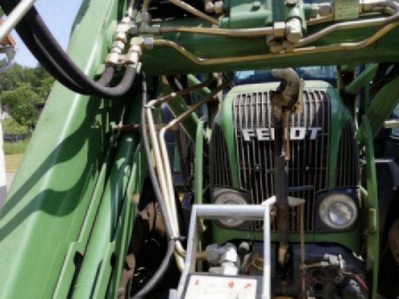 Traktor des Typs Fendt 411 Vario, Gebrauchtmaschine in Ottensoos (Bild 14)
