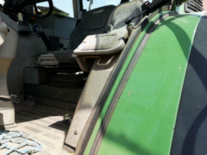Traktor des Typs Fendt 411 Vario, Gebrauchtmaschine in Ottensoos (Bild 19)