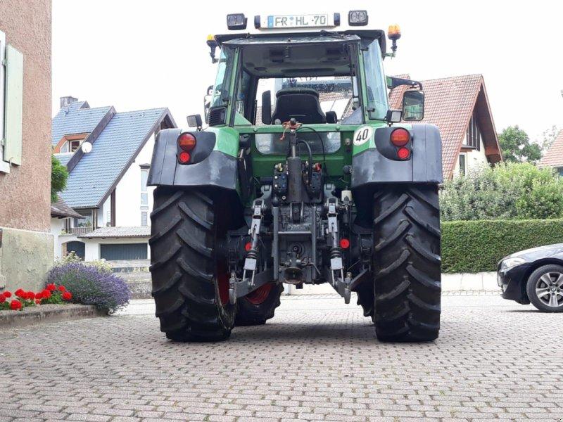 Traktor des Typs Fendt 411, Gebrauchtmaschine in Kirchzarten (Bild 4)