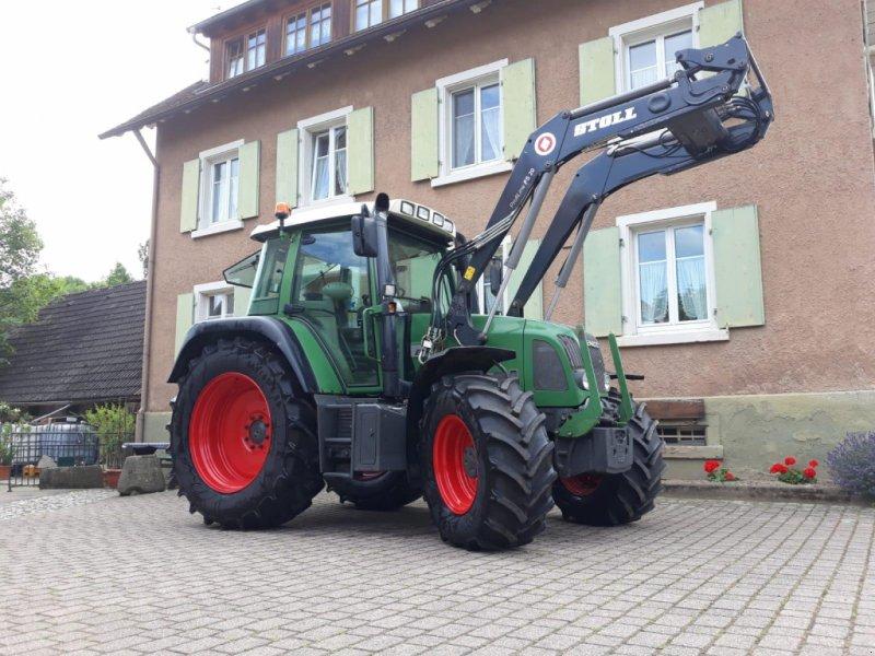 Traktor des Typs Fendt 411, Gebrauchtmaschine in Kirchzarten (Bild 1)