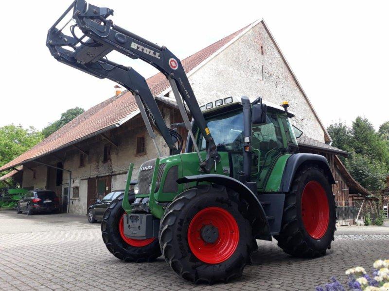 Traktor des Typs Fendt 411, Gebrauchtmaschine in Kirchzarten (Bild 2)