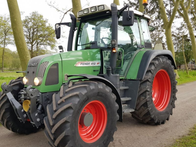 Traktor des Typs Fendt 412 411 410 409 310 311 312 313, Gebrauchtmaschine in Bergen op Zoom (Bild 1)
