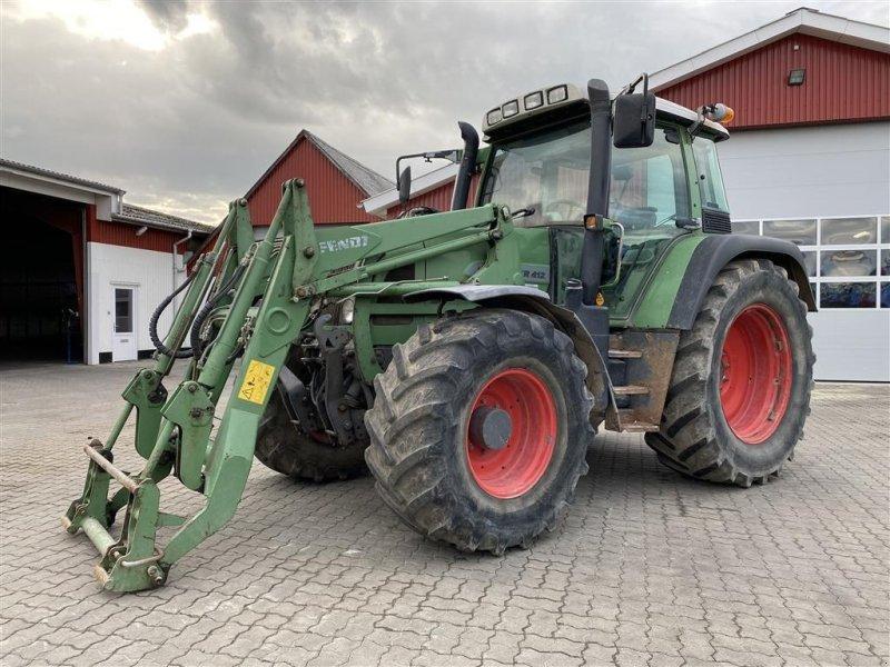 Traktor tipa Fendt 412 Vario MED AFFJEDRET FORAKSEL!, Gebrauchtmaschine u Aalestrup (Slika 1)