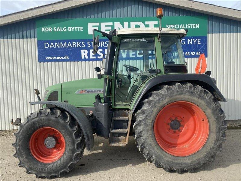 Traktor typu Fendt 412 Vario Med luftbremser og Frontlift, Gebrauchtmaschine w Rødekro (Zdjęcie 1)