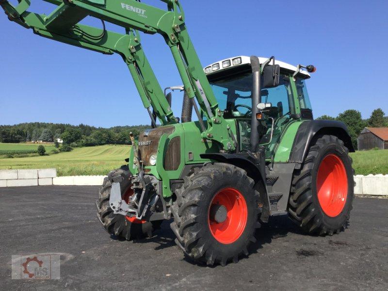Traktor des Typs Fendt 412 Vario TMS gepflegter Zustand, Gebrauchtmaschine in Tiefenbach (Bild 1)