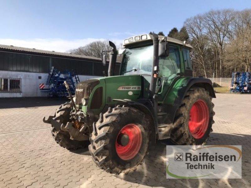 Traktor des Typs Fendt 412 Vario TMS, Gebrauchtmaschine in Preetz