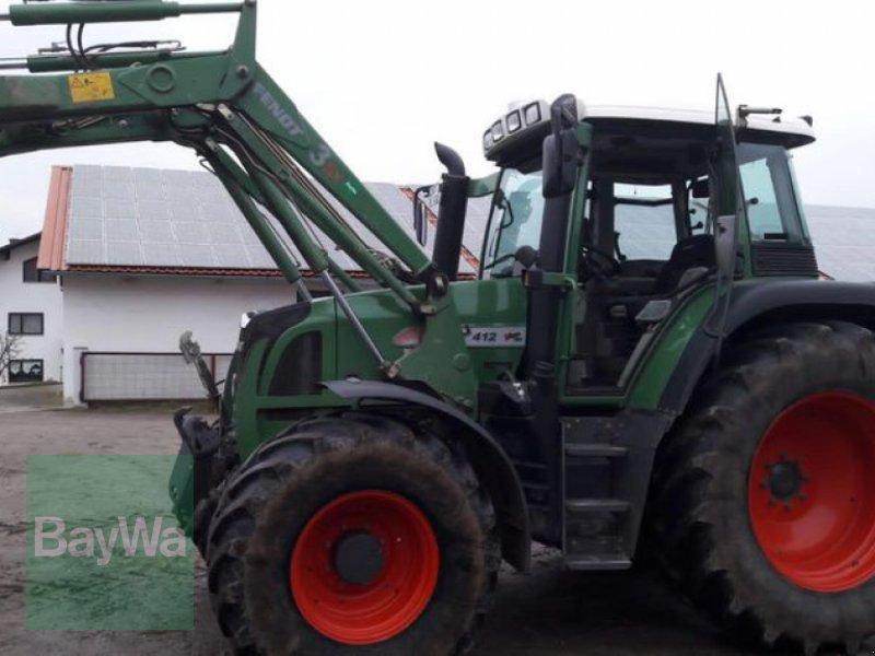 Traktor des Typs Fendt 412 Vario TMS, Gebrauchtmaschine in Niederviehbach (Bild 1)