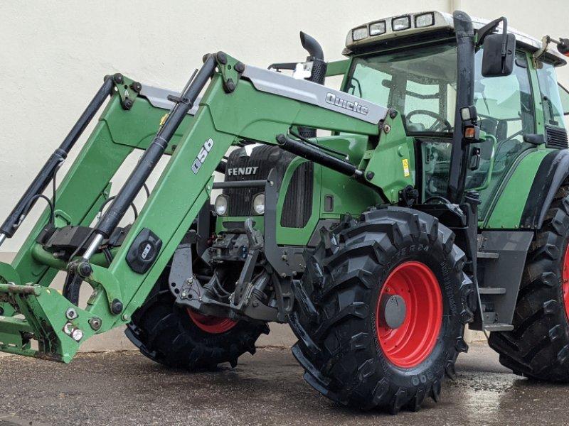 Traktor des Typs Fendt 412 Vario TMS, Gebrauchtmaschine in trier (Bild 1)