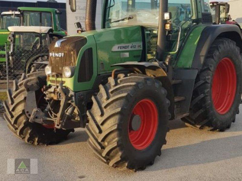 Traktor des Typs Fendt 412 Vario, Gebrauchtmaschine in Markt Hartmannsdorf (Bild 1)