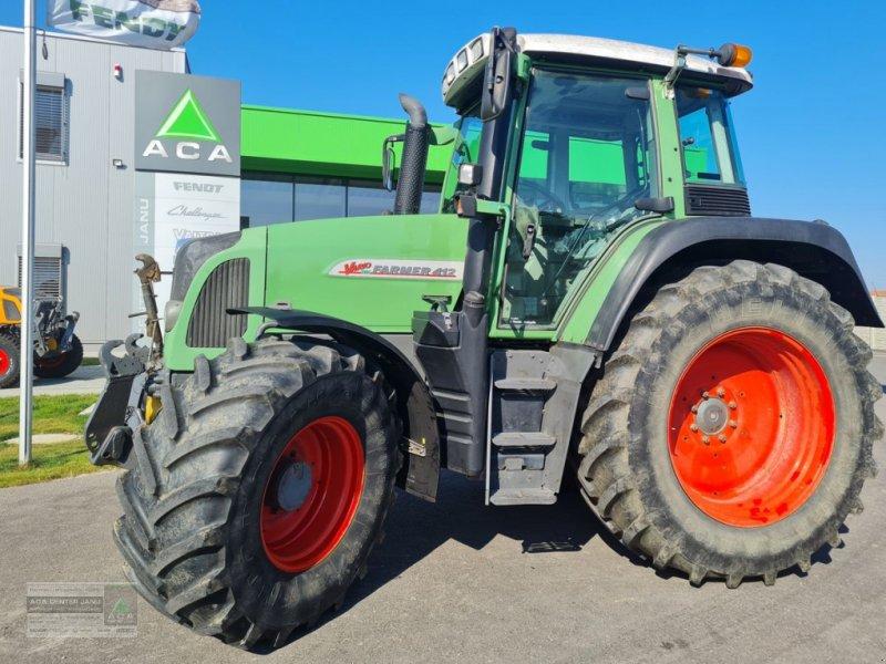 Traktor des Typs Fendt 412 Vario, Gebrauchtmaschine in Gerasdorf (Bild 1)