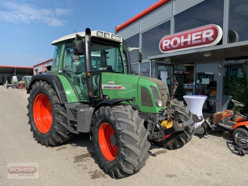 Traktor des Typs Fendt 412 Vario, Gebrauchtmaschine in Wieselburg Land (Bild 1)