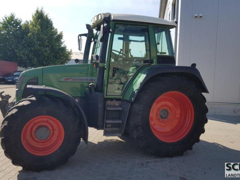 Traktor типа Fendt 412 Vario, Gebrauchtmaschine в Aspach (Фотография 2)