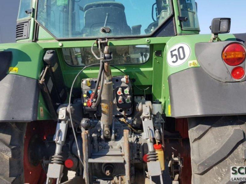 Traktor типа Fendt 412 Vario, Gebrauchtmaschine в Aspach (Фотография 6)