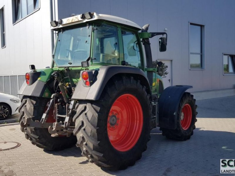 Traktor типа Fendt 412 Vario, Gebrauchtmaschine в Aspach (Фотография 4)