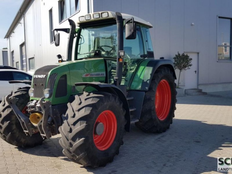 Traktor типа Fendt 412 Vario, Gebrauchtmaschine в Aspach (Фотография 1)