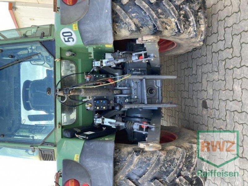 Traktor des Typs Fendt 412 Vario, Gebrauchtmaschine in Herxheim (Bild 3)