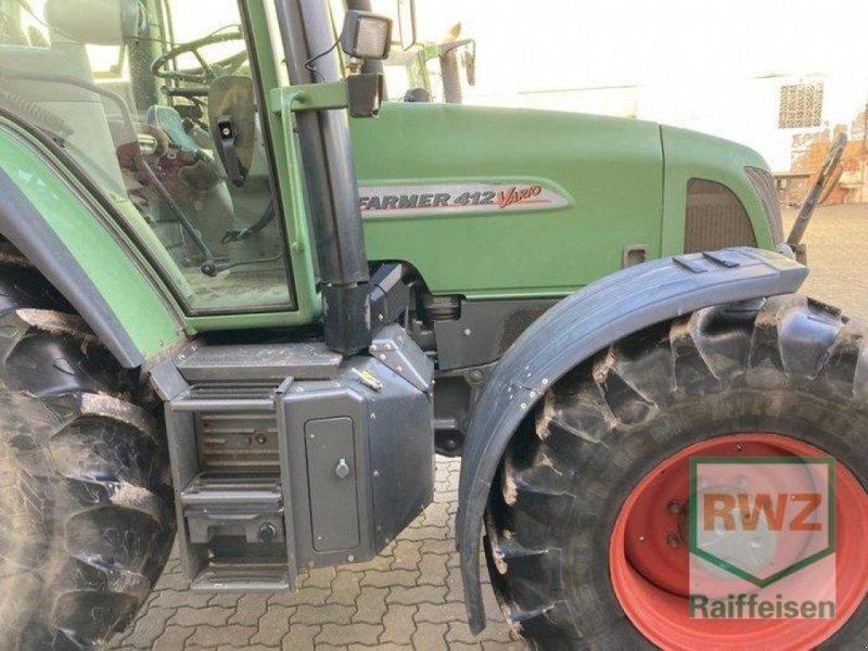 Traktor des Typs Fendt 412 Vario, Gebrauchtmaschine in Herxheim (Bild 6)