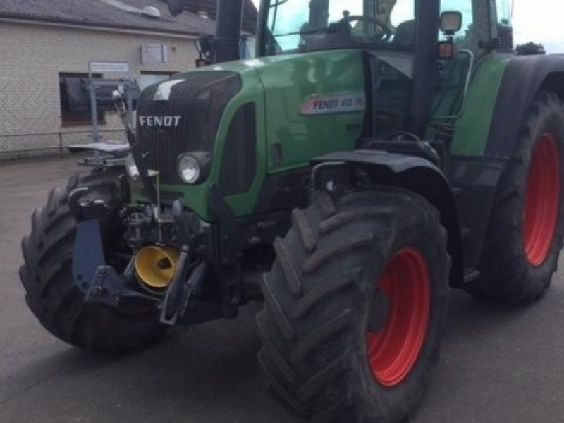 Traktor des Typs Fendt 412 Vario, Gebrauchtmaschine in Westerhorn (Bild 3)