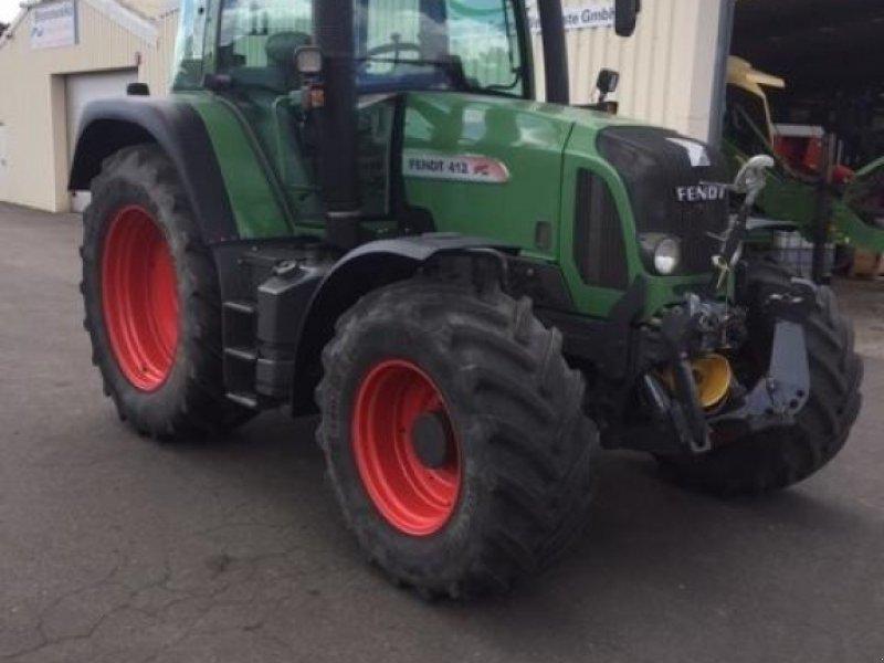 Traktor des Typs Fendt 412 Vario, Gebrauchtmaschine in Westerhorn (Bild 1)