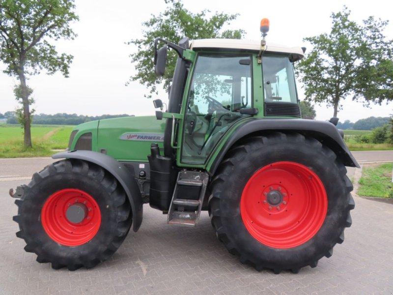 Traktor типа Fendt 412 vario, Gebrauchtmaschine в Hapert (Фотография 1)