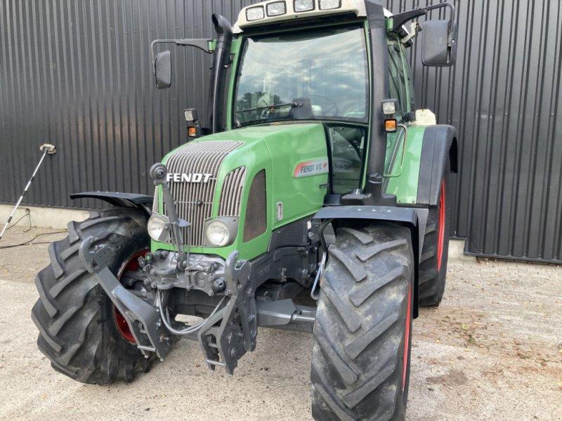 Traktor типа Fendt 412 vario, Gebrauchtmaschine в Daarle (Фотография 1)
