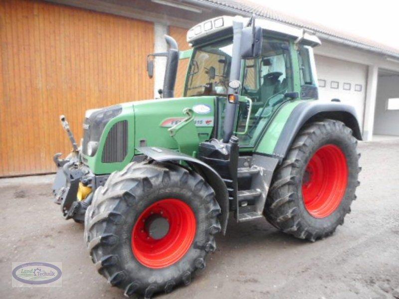 Traktor des Typs Fendt 412 Vario, Gebrauchtmaschine in Münzkirchen (Bild 1)