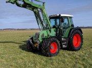 Traktor of the type Fendt 412  Vario in Buchloe/Hausen