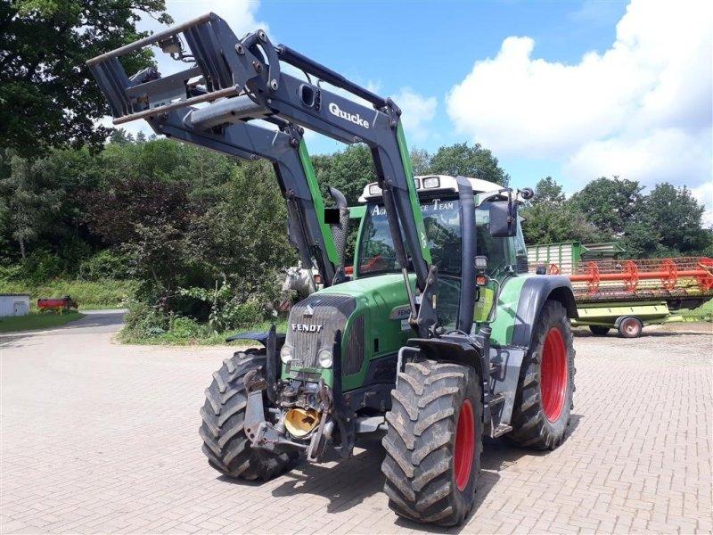 Traktor des Typs Fendt 412  Vario, Gebrauchtmaschine in Bayreuth (Bild 1)