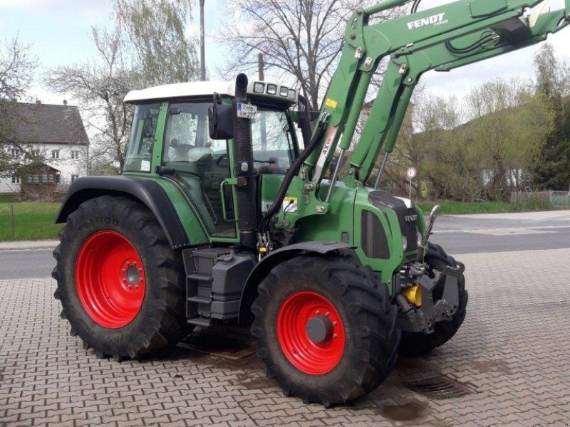 Traktor des Typs Fendt 414 Vario TMS ***Vollausstattung*** TOP ZUSTAND ***, Gebrauchtmaschine in Thalmässing (Bild 1)