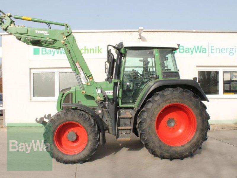 Traktor des Typs Fendt 414 Vario TMS, Gebrauchtmaschine in Straubing (Bild 1)