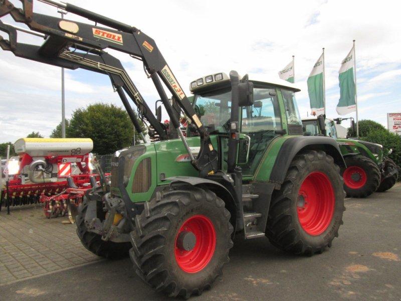 Traktor des Typs Fendt 414 Vario TMS, Gebrauchtmaschine in Wülfershausen an der Saale (Bild 1)