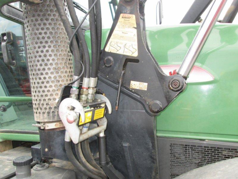 Traktor des Typs Fendt 414 Vario TMS, Gebrauchtmaschine in Wülfershausen an der Saale (Bild 3)