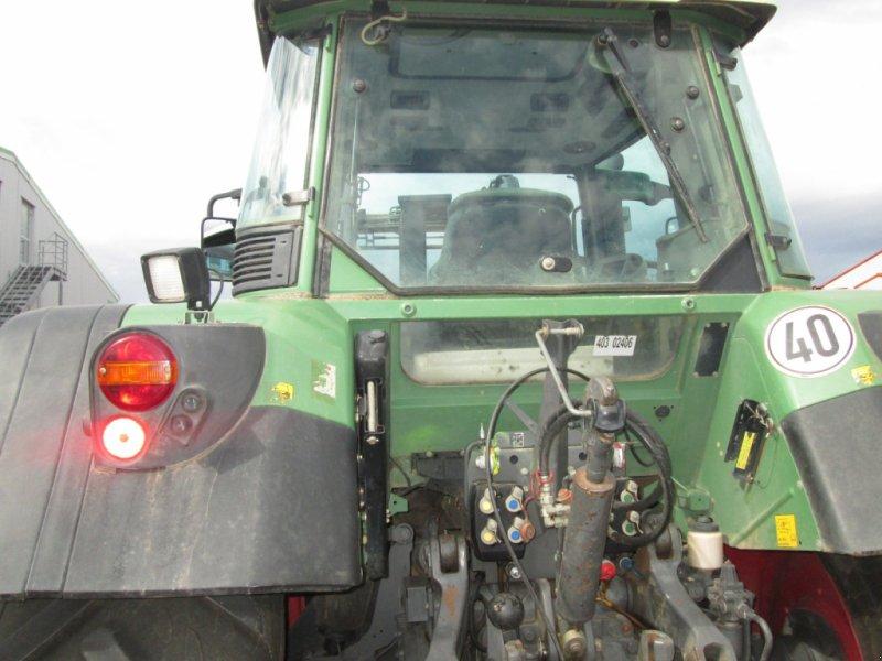 Traktor des Typs Fendt 414 Vario TMS, Gebrauchtmaschine in Wülfershausen an der Saale (Bild 8)