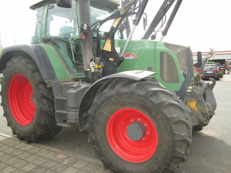 Traktor des Typs Fendt 414 Vario TMS, Gebrauchtmaschine in Wülfershausen an der Saale (Bild 13)