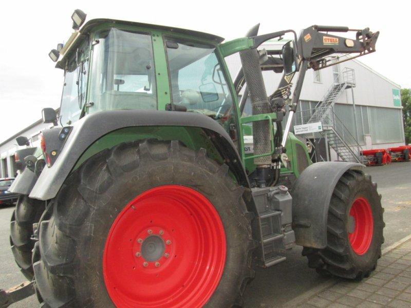 Traktor des Typs Fendt 414 Vario TMS, Gebrauchtmaschine in Wülfershausen an der Saale (Bild 16)