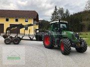 Traktor типа Fendt 415 VARIO TMS KMPL. MIT FORSTANHÄNGER IGLAND, Gebrauchtmaschine в Pregarten