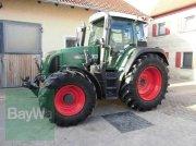 Fendt 415 Vario TMS mit Fendt CARGO 4X80 Tracteur
