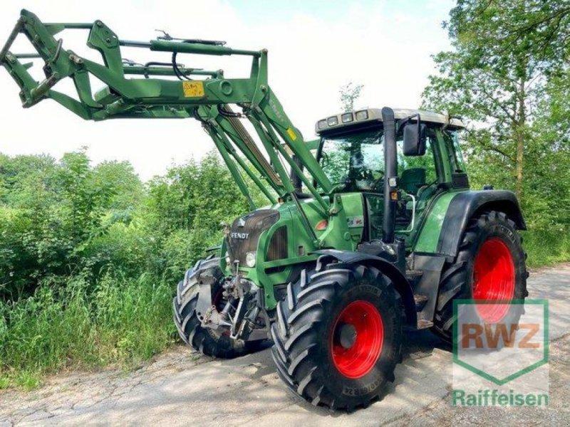 Traktor des Typs Fendt 415 Vario TMS, Gebrauchtmaschine in Rommerskirchen (Bild 1)