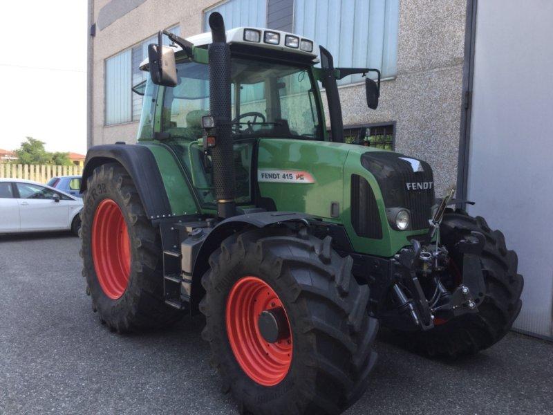 Traktor del tipo Fendt 415 Vario TMS, Gebrauchtmaschine In Cavaglià (Biella) (Immagine 3)