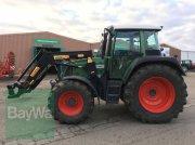 Fendt 415 Vario TMS Tracteur