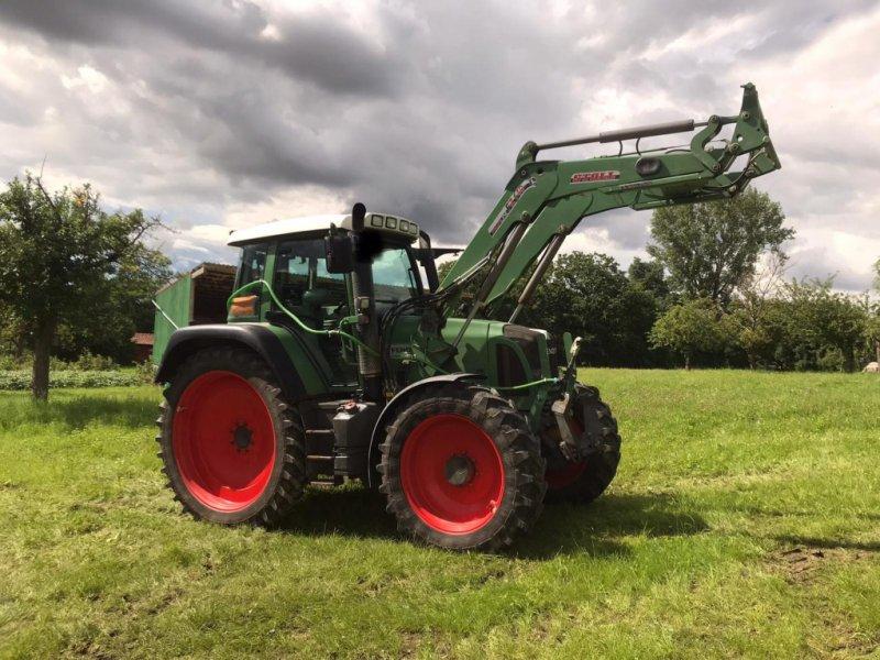 Traktor des Typs Fendt 415 Vario TMS, Gebrauchtmaschine in Uffenheim (Bild 1)
