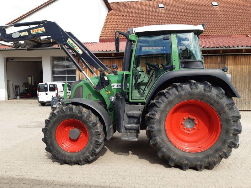 Traktor des Typs Fendt 415 Vario TMS, Gebrauchtmaschine in Augsburg (Bild 1)