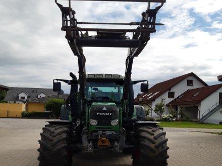 Traktor des Typs Fendt 415 Vario TMS, Gebrauchtmaschine in Augsburg (Bild 3)